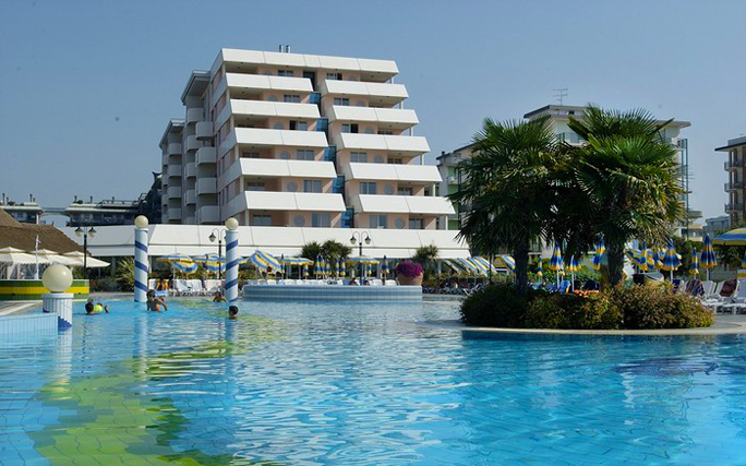 bibione hotel holiday 1