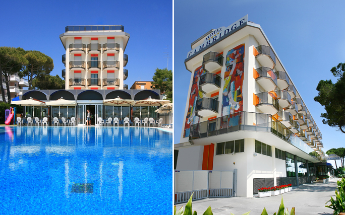 jesolo hotel cambridge 1